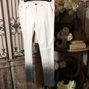 Rag & Bone Ombré plush legging